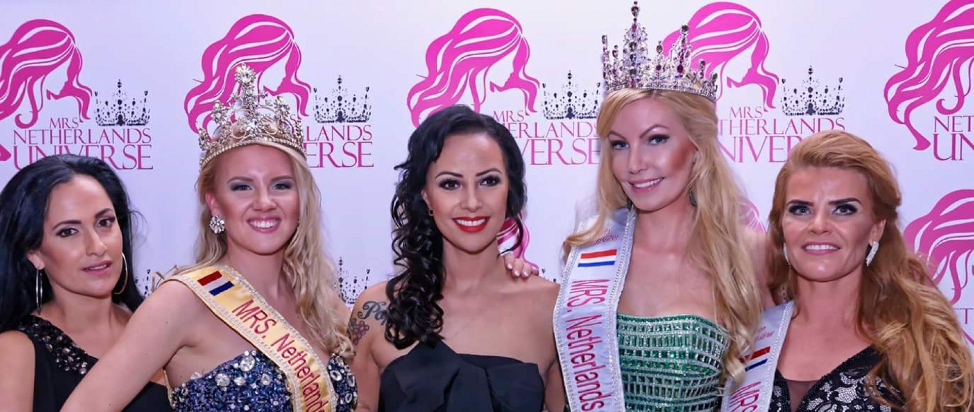 Mrs. Netherlands Universe